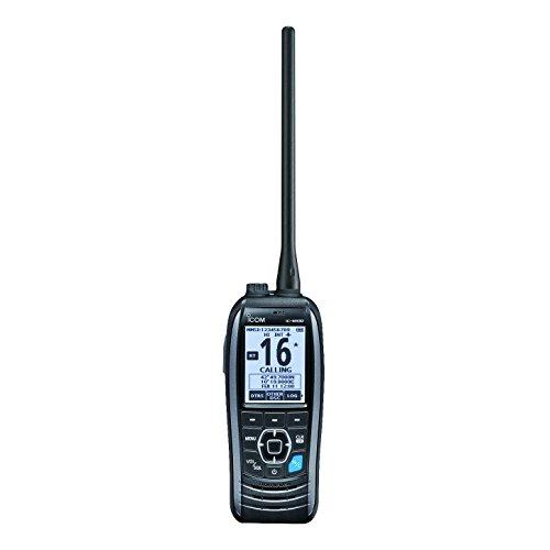 Icom M93D Handheld VHF Marine Transceiver w/GPS & DSC Built-In Vhf Handheld Dsc