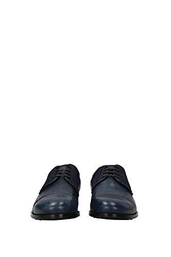 Chaussures à lacets Dolce&Gabbana Homme - (A10005AR2678L671) EU Bleu