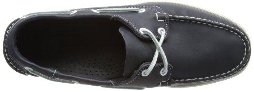 Sebago Docksides, Chaussures Bateau Homme Bleu (Blue Nite)