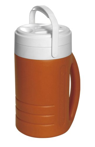 Captain stag (CAPTAIN STAG) Aruba handy water jug 2L Orange M-5049 (japan import)