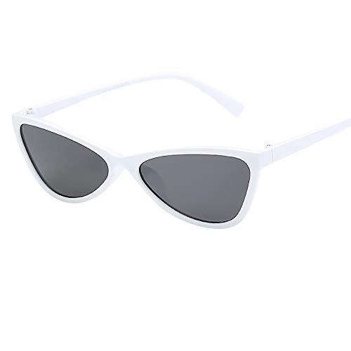 PinkLu GläSer Damen Cat Eye Sonnenbrillen Schatten Sonnencreme Beliebt Kompakter Rahmen Süß Mode Temperament Sommer Neuer HeißEr Verkauf 6-Farbige Brille