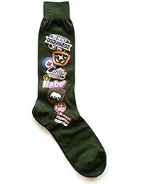 dsquared DSQUARED2 calze calzini da uomo socks stemmi caten numero 44-45 dbecb6b2e59b