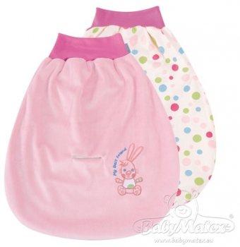 Preisvergleich Produktbild Baby Matex Baby Pucksack Schlafsack Autositz Strampelsack rosa