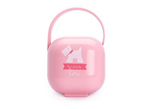 Suavinex-Box Schnuller rosa Preisvergleich