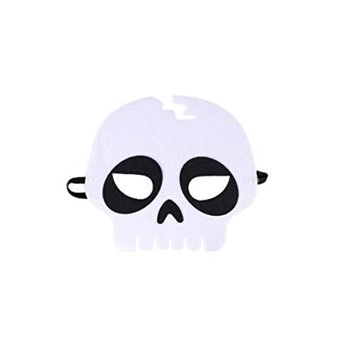 (Fantasyworld Halloween-Maske Halloween Up Maske Halloween Kostüm Make)
