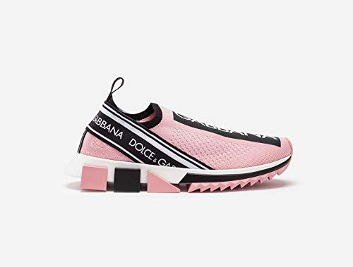 Dolce & Gabbana , Damen Sneaker Pink Rose, Pink - Rose - Größe: 36 EU