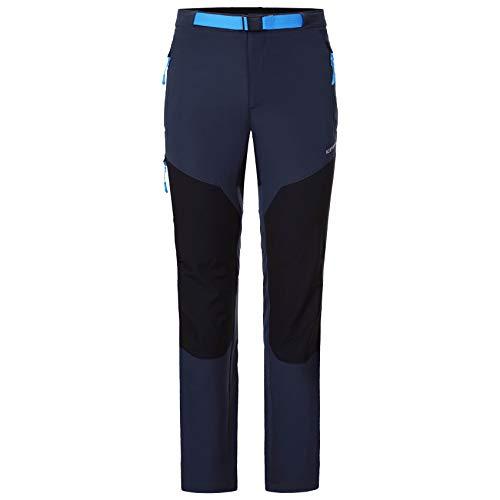 Icepeak Santeri Stretch Trousers Men Größe 50 FB280 Lead-Grey