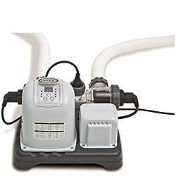Intex 28670GS Salzwassersystem Krystal Clear ECO 6220G