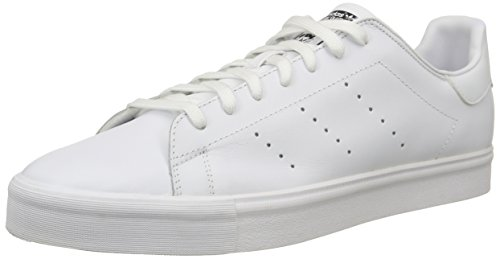 adidas Stan Smith Vulc, sneaker homme multicolore (Ftwr White/Ftwr White/Core Black)