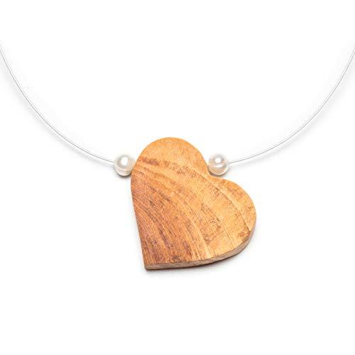 Halskette Grace - Ein Herz voller Liebe!