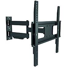 Velleman WB05932–55-Inch inclinación soporte de pared para televisor, color negro