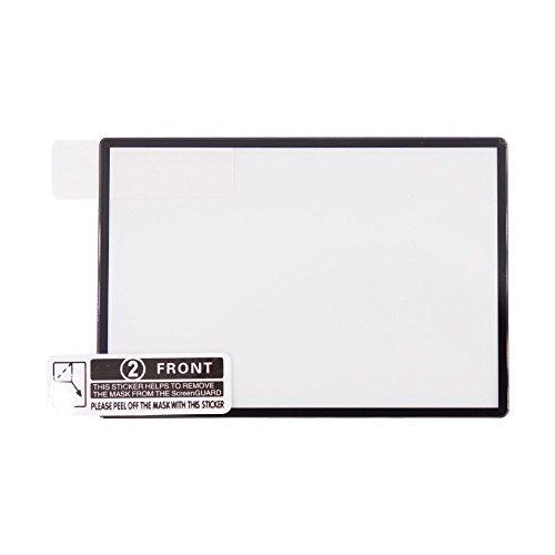 UKHP 0,3 mm 9H Selbstklebende Optischen Glas LCD Screen Protector für Sony A6000, A6300