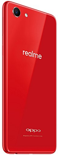 RealMe 1 (Solar Red, 4GB RAM, 64GB Storage)