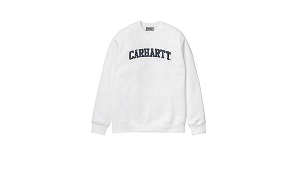CARHARTT Felpa Bianca