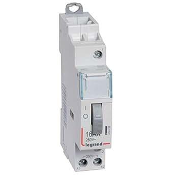 Legrand - Télérupteur - Bipolaire 16 A - 250 V~