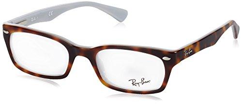 Ray Ban RX5150 52h38 50 Higstreet, havana, Braun -