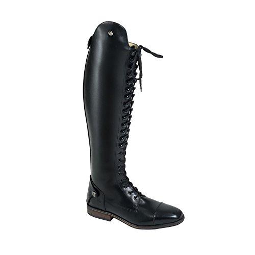Königs Reitstiefel Polo Primera   Farbe: black   Größe: 6   Schaftform: 51/35