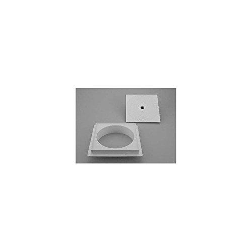 Couvercle et anneau carré skimmer