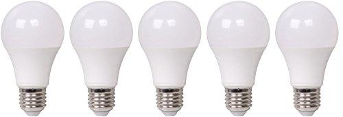 XQ-lite, Set da 5 Lampadine LED, 10.0 Watt, 810 lumen