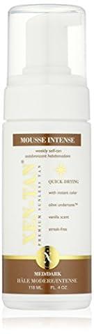 Xen-Tan Mousse Intense – A Premium Sunless Quick Tan Dry