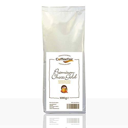 Instant-Kakao für Automaten | Coffeefair Premium Choco Gold 10 x 1kg