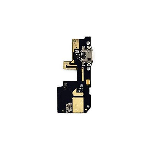 """YuYue Puerto de Carga USB Conector Dock Pieza de Repuesto del Cable Flexible para Xiaomi Redmi 5 Plus 5.5""""con Herramientas"""