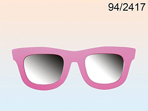 Sonnenbrille Wand Spiegel Rosa 50x 80cm