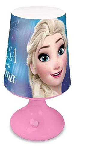 Preisvergleich Produktbild Disney Frozen Die Eiskönigin LED Stehlampe Schreibtischlampe Nachtlicht Lampe