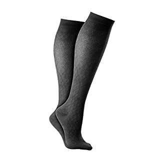 Activa Class 1 Unisex Patterned Support Socks, Large