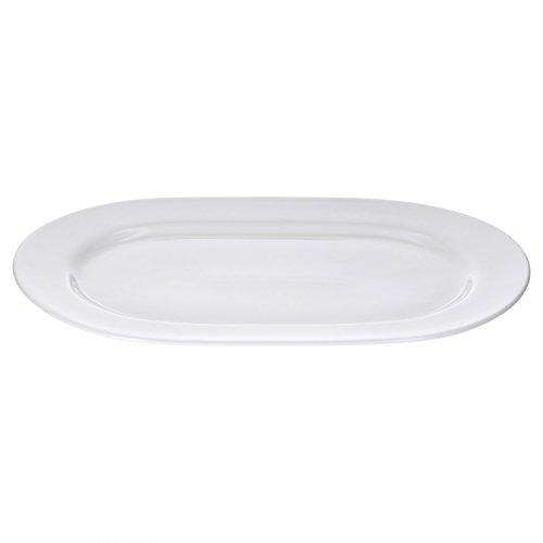 Service Serie Trend Zubehörteile, Serie Trend:Platte oval 21x32 cm
