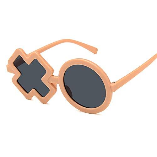 Dacitiery Kinder-Sonnenbrille, 100% UV-Schutz, niedliche Kinder-Sonnenbrille, UV-Schutz, bunte Brille für Baby und Kinder