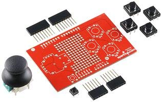 SparkFun Electronics JOYSTICK SHIELD KIT FOR ARDUINO DEV-09760