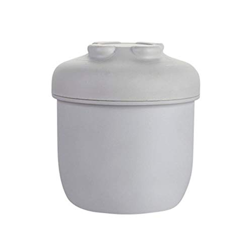 SAOJI 1 stücke Küche Lebensmittelbehälter Dichtung Topf Tee Kaffee Süßigkeiten Lagertank Kunststoff Getreide Snacks Box Cookie Kanister Gläser für Gewürze, S - Tee-ring-cookies