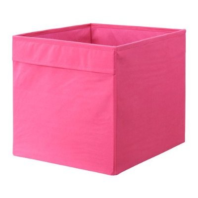 Ikea Drona Storage Box Pink For Expedit Pink