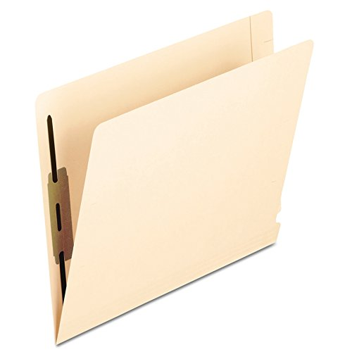 Pendaflex Laminat Ordner mit 2gurthalteband, gerader Schnitt, End Tab, 14Point, Letter, Manila, 50pro Box (, 13240) - Datei Laminat