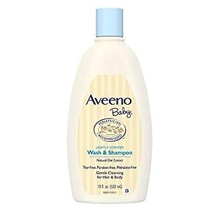 Aveeno Baby-Waschshampoo, 532 ml
