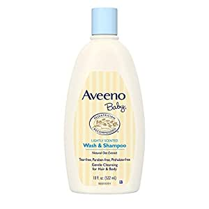Buy Aveeno Baby Wash Amp Shampoo 18 Ounce Online At Low