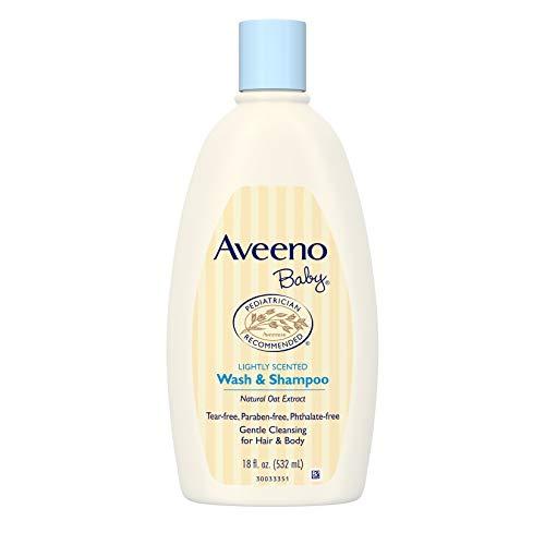 Aveeno Baby-Waschshampoo, 532 ml - Baby-shampoo-lotion