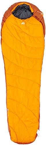 Millet Baikal 1100Reg Schlafsack Trekking Acid Orange Größe - 2