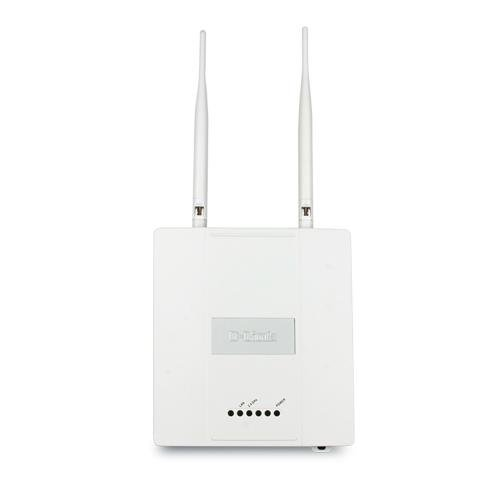 D-Link DAP-2360 AirPremier Plenum Rated WLAN N Business PoE Access Point (2,4GHz, 300Mbps) - D-link 2.4 Ghz
