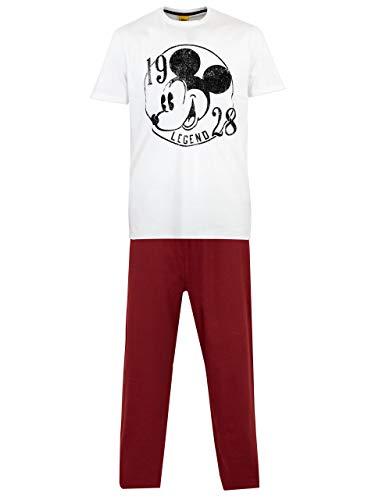 Disney Mens Mickey Mouse Pyjamas...