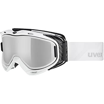 UVEX Skibrille G.Gl 300 Top, White, One Size, 5502121126