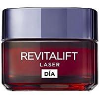 L'Oréal Paris Crema de Día Anti-Edad Efecto Piel Nueva Revitalift Láser X3-50 ml