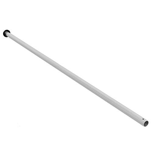 Ampel 24, Partie supérieure pour piquet de filet de sécurité pour trampolines | longueur: env 125cm | Diamètre: env 2,8cm | convient pour trampoline de 3,05m