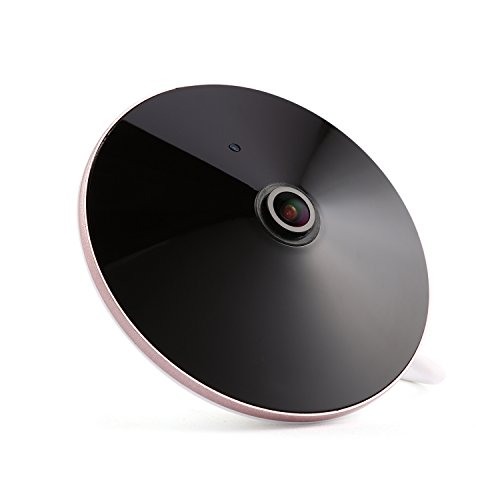 Revotech® - POE HD 1920 x 1080P 2.0MP Panoramique Fisheyes Intérieur Audio  IP Camera d8e11fded4e2