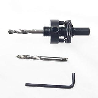 122296 HEX Plus Bi Metal Core Bits Hole Saw Arbor HSS Cutter Adaptor 32-152mm