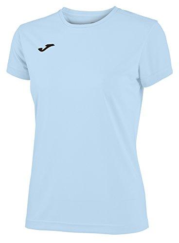 Joma 900248 350 T-Shirt Femme Bleu/Celeste