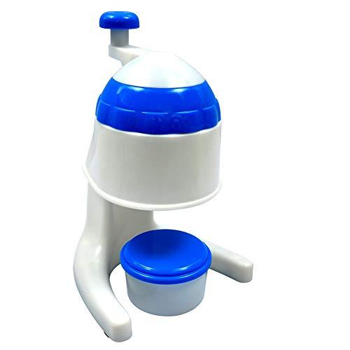 Manuelle Eiscrusher-Rasierapparat-Maschine, tragbare Handkurbel-Schnee-Kegel-Hersteller-Maschinen-Haushalts-Küchen-Werkzeug