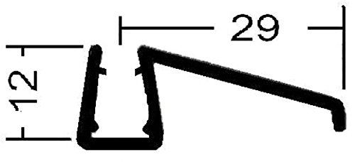 Wasserabweisprofil 7mm /