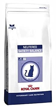 Royal Canin Neutered Satiety Balance Nourriture pour Chat 8 kg